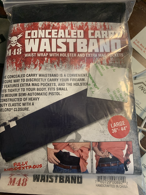M48 Concealed Carry Waistband (large)