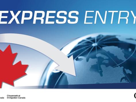 Express Entry PR