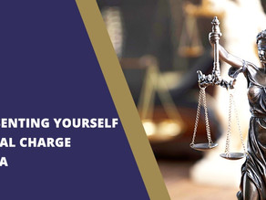 Why Representing Yourself In A Criminal Charge Is A Bad Idea