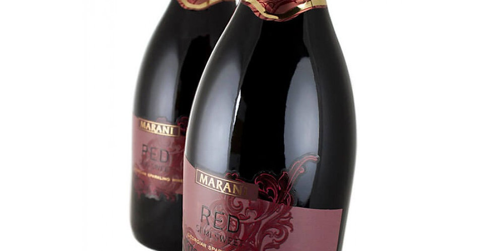 Sparkling Red Semi Sweet