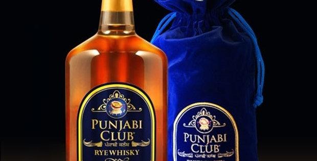 Punjabi Club (Rye Whiskey) 100 proof
