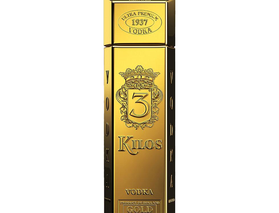 3 KILOS GOLD