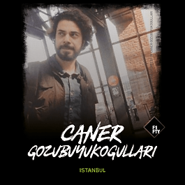 CANER GÖZÜBÜYÜKOGULLARI IS AN ADVERTISING + MARKETING PROFESSIONAL BASED IN ISTANBUL./ WITH A WEALTH OF EXPERIENCE IN GLOBAL + LOCAL BRANDS' CREATIVE CAMPAIGNS, COPYWRITING + GUERILLA MARKETING, HE NOW WORKS AS A SELF-EMPLOYED SENIOR COPYWRITER./ ACCORDING TO HIM, WRITING IS A PASSION, PHOTOGRAPHY IS AN OBSESSION + HUMANITY IS RELIGION./ HE LOVES PHOTOGRAPHY, MUSIC + ART./   STRADDLING EUROPE + ASIA, THE CITY OF ISTANBUL IS THE ECONOMIC, HISTORIC + CULTURAL CENTRE OF TURKEY, OFFERING A UNIQUE BLEND OF 'EAST MEETS WEST'./ BUT, AS ONE OF EUROPE'S MOST POPULOUS CITIES, ISTANBUL IS ONE BUSY PLACE./   WE ASKED CANER TO FILTER OUT SOME OF HIS FAVOURITE PLACES IN THE CITY...    //