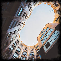 casa-mila-by-gaudi-in-barcelona-spain-(c