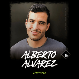 ALBERTO ALVAREZ - BETTER KNOWN AS THE MACRO WIZARD - INSPIRES THOUSANDS OF PEOPLE ON THEIR FITNESS JOURNEY./  FOLLOWING HIS OWN INCREDIBLE PHYSICAL TRANSFORMATION - HE LOST OVER 65kg!! - HE HAS CARVED OUT A REPUTATION AS A KEY FIGURE IN HEALTH + NUTRITION EDUCATION./  ALBERTO LOVES TO EXPLORE, TRAVELLING + WORKING FROM ALMOST ANYWHERE IN THE WORLD (WELL, AT LEAST PRIOR TO COVID!)./  ON A MISSION TO VISIT AS MANY COUNTRIES AS POSSIBLE (HE WAS ALREADY UP TO 51 COUNTRIES WHEN WE SPOKE TO HIM!), ALBERTO IS A TRUE DIGITAL NOMAD./   WHEN HE'S NOT PINBALLING AROUND THE GLOBE, ALBERTO CALLS THE SPANISH CITY OF ZARAGOZA HIS HOME./    WE ASKED HIM TO SHARE SOME OF HIS FAVOURITE PLACES IN THE CITY...    //