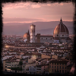 cityscape-at-sunset-in-florence-italy-(c