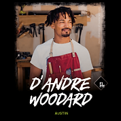 SINCE 2017, CUSTOM FURNITURE MAKER D'ANDRE WOODARD HAS BEEN HELPING HIS CLIENTS BRING THEIR VISIONS TO LIFE, THROUGH HIS BRAND 'D'ANDRE FURNITURE'./  IN TODAY'S FAST-MOVING WORLD, WHEN PEOPLE CAN GET ALMOST ANYTHING SHIPPED TO THEIR DOOR IN A MATTER OF DAYS, IT CAN BE DIFFICULT TO GET PEOPLE TO COMMIT TO CUSTOM./  BUT, AS A ONE-MAN SHOP, D'ANDRE FURNITURE IS UNIQUELY POSITIONED TO TURN A CLIENT'S ABSTRACT IDEAS INTO TANGIBLE DREAMS, OFFERING A LEVEL OF INDIVIDUALISATION THAT LARGER SHOPS + STORES ARE UNABLE TO./    D'ANDRE'S SPECIALTY IS MID-CENTURY MODERN, BUT HE'S CAREFUL TO POINT OUT THAT HE DOES NOT LIMIT HIMSELF TO ONE PARTICULAR STYLE./  HAVING EXPERIENCE IN A WIDE RANGE OF AESTHETICS, HE LETS HIS CLIENT'S VISION BE THE GUIDE./   D'ANDRE IS BASED IN AUSTIN, TEXAS - A CITY HE VALUES FOR ITS CREATIVITY + ITS SUPPORT FOR LOCAL BUSINESSES./  WE ASKED D'ANDRE TO SHARE ONE OF HIS FAVOURITE PLACES IN THE CITY...  //  //