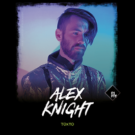 WE'VE BEEN A FAN OF ALEX KNIGHT'S STUNNING PHOTOGRAPHY FOR SOME TIME NOW./  HIS HAUNTING SHOTS OF TOKYO STREETS - INSPIRED BY CYBERPUNK, ANIME + SCIFI - HAVE EARNED HIM A LEGION OF FANS + A BIG FOLLOWING ON INSTAGRAM./   THE AUSTRALIAN PHOTOGRAPHER + UX DESIGNER HAS LIVED IN TOKYO FOR THE PAST 5 YEARS./ WHEN HE'S NOT BUSY WORKING, HE LOVES TO WANDER THE CITY AT NIGHT HUNTING FOR THAT NEXT KILLER CYBERPUNK SHOT./   WE ASKED ALEX TO SHARE SOME OF HIS FAVOURITE PLACES IN THE WORLD'S MOST POPULOUS METROPOLIS...    //