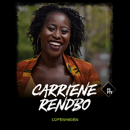 CARRIENE RENDBO IS THE FOUNDER + OWNER OF 'I LOVE NATURAL HAIR' - A WEBSHOP DEDICATED TO PEOPLE WITH CURLY HAIR, HELPING THEM TO MANAGE, ACCEPT + LEARN ABOUT THEIR CURLS./   AS WELL AS RETAILING PRODUCTS FOR 'CURLIES' (AS SHE AFFECTIONATELY CALLS THEM), CARRIENE IS ALSO A TRAINED TRICHOLOGIST, RUNNING MONTHLY WORKSHOPS BOTH ONLINE + IN PERSON./ HER BUSINESS CONTINUES TO GO FROM STRENGTH TO STRENGTH, + SHE RECENTLY BECAME THE EU DISTRIBUTOR FOR ONE OF THE BRANDS THAT SHE SELLS./   ORIGINALLY FROM LONDON, CARRIENE NOW CALLS COPENHAGEN HER HOME, WHERE SHE LIVES WITH HER HUSBAND + TWO CHILDREN./  AFTER LIVING IN THE CITY FOR OVER 10 YEARS, WE FIGURED CARRIENE WOULD KNOW A FEW DECENT PLACES FOR US TO CHECK OUT./  HERE ARE SOME OF HER FAVOURITE PLACES IN THE DANISH CAPITAL.    //