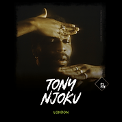 """MEET BRITISH-NIGERIAN ARTIST, PRODUCER + SINGER SONGWRITER, TONY NJOKU./  BEST KNOWN FOR HIS MUSIC, TONY EXPERTLY FUSES ELEMENTS OF SOUL + ELECTRONIC MUSIC TO CRAFT HIS DISTINCT SOUND, OFTEN LOADED WITH SYNTHESIZERS + PUNCTUATED BY SPARSE PIANO./  MUSIC THAT CHALLENGES + INSPIRES, EACH SONG IS A UNIQUE SOUNDSCAPE TAKING THE LISTENER ON THEIR OWN JOURNEY./  TONY'S WORK DRAWS FROM A WIDE RANGE OF INFLUENCES, FROM MUSICIANS SUCH AS BJÖRK (""""I THINK HER WORK IS PHENOMENAL"""") + THOM YORKE, TO VISUAL ARTISTS LIKE JAMES TURRELL + OLAFUR ELIASSON (WHOSE WORK WAS A HUGE INSPIRATION BEHIND TONY'S ALBUM, 'YOUR PSYCHE'S RAINBOW PANORAMA')./    ALTHOUGH BORN IN LAGOS, TONY HAS LIVED IN LONDON SINCE HE WAS A TEEN - A CITY HE LOVES FOR ITS CREATIVITY, ALLOWING HIM TO EXPLORE + EXPRESS HIMSELF IN A WAY THAT OTHER CITIES CAN'T./  AS SUCH A CREATIVE FORCE, WE WERE KEEN TO FIND OUT ONE OF TONY'S FAVOURITE PLACES IN LONDON...    //"""