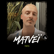 MATVEÏ'S UNIQUE MIX OF HOUSE + RnB, FUSED WITH TOUCHES OF BRAZILIAN + LATIN MUSIC, HAS BEEN CREATING A STIR ON THE ELECTRONIC MUSIC SCENE FOR A WHILE./ AND, SINCE SIGNING WITH ICONIC LABEL KITSUNÉ, THE ARTIST HAS BEEN RELEASING A CONSISTENT STREAM OF SOLID, ACCOMPLISHED TRACKS, EACH BRINGING SOMETHING DIFFERENT TO THE TABLE./  THE FRENCH PRODUCER + DJ HAS ACTUALLY BEEN CRAFTING MUSIC FROM A VERY YOUNG AGE./ HE FIRST SAT DOWN AT A PIANO AT THE TENDER AGE OF 4, STARTED EXPERIMENTING WITH GARAGEBAND AT JUST 11 - AND HAS BEEN PLAYING AROUND WITH SAMPLES + SOFTWARE EVER SINCE./   CITING INFLUENCES AS VARIED AS PHARELL, KAYTRANADA, + SPANISH SINGER ROSALÍA, MATVEÏ REVEALS SOMETHING OF THE NATURE OF HIS SOUND./ HE'S ALSO A BIG BELIEVER IN IMPROVISING, JUMPING ON AN IDEA AS SOON AS IT LANDS + NOT OVERTHINKING IT./ THE RESULT? FRESH, CREATIVE + TASTY HOUSE./   IF YOU'RE NOT SURE WHERE TO START, CHECK 'GET LOST' FOR A TASTE OF WHAT THIS GUY IS ALL ABOUT, THEN HIT 'RIO' FOR THOSE BRAZILIAN FEELS + 'OFF DAT' FOR A SLIGHTLY DIFFERENT VIBE./   ALTHOUGH ORIGINALLY FROM LYON, MATVEÏ HAS LIVED IN VARIOUS PLACES + IS NOW BASED IN PARIS./ WE ASKED HIM TO SHARE ONE OF HIS FAVOURITE PLACES IN THE FRENCH CAPITAL.    //