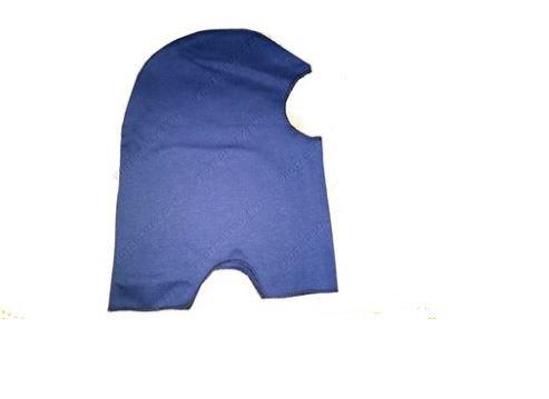 Capuz Térmico em Moletom Azul tipo Ninja