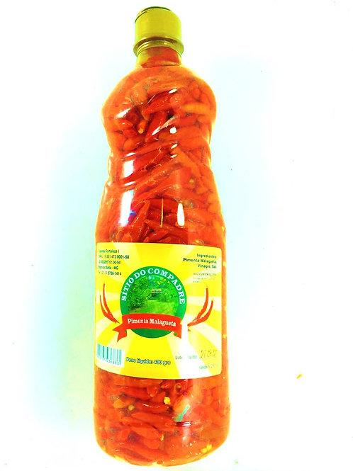 Pimenta Malagueta - 1 litro/400gr