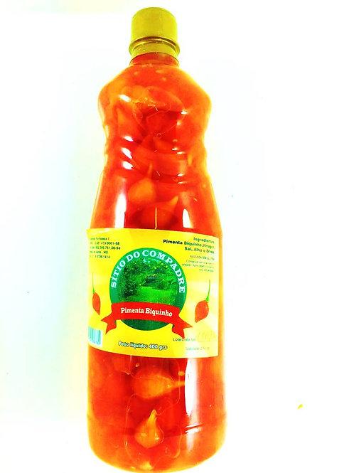 Pimenta Biquinho - 1 litro/400gr