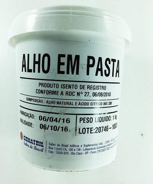 Alho em Pasta  - Conatril