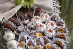 Mix de doces e bombons
