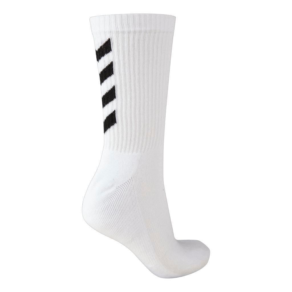 najnowszy ładne buty autoryzowana strona SKARPETY SPORTOWE HUMMEL 3-PAK FUNDAMENTAL (czarne + białe)
