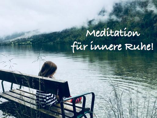 Meditation für innere Ruhe, Tinnitus