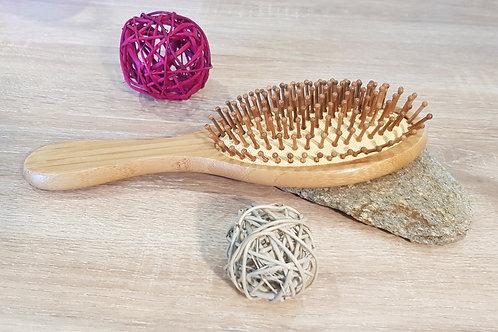 "Brosse à Cheveux ""Bambou"""