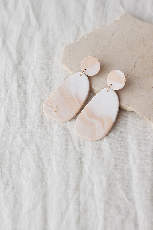 Femme in Blush Marble