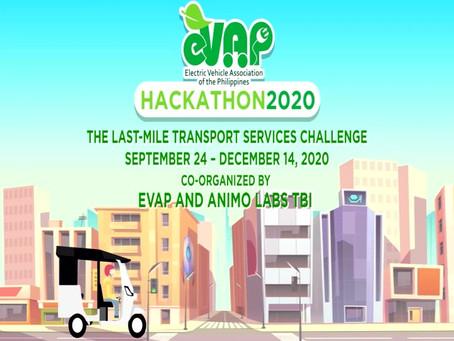 EVAP Hackathon 2020