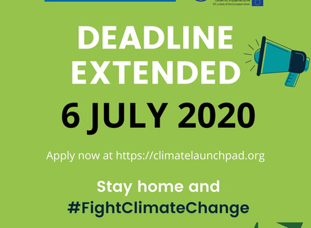 ClimateLaunchpad Opens for the First Time in the Philippines (Deadline for Application is Extended)