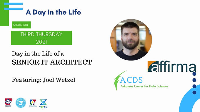 Day in the Life: Senior IT Architect