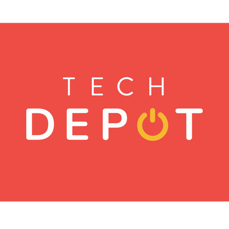 Honorable Asa Hutchinson Cuts Ribbon on Tech Depot in Newport