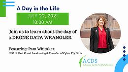 Day in the Life: DRONE DATA WRANGLER