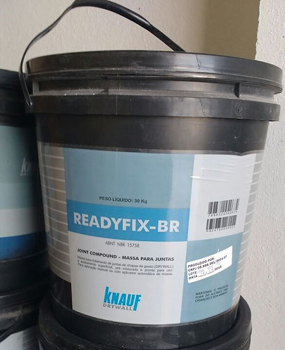 MASSA READYFIX BR 30KG