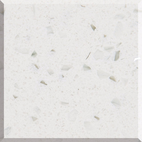 QUARTZO ARTIFICIAL BRANCO DIAMANTE