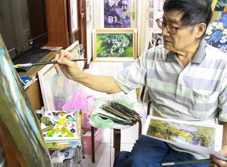 「怡然畫室」邢萬齡──七十載歲月揮毫人生  承先啟後昇華當代藝術