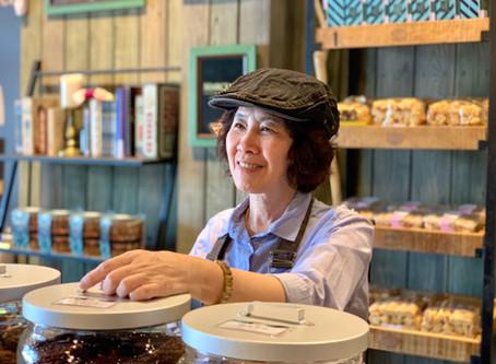 「瑪莎拉手工餅舖」曾芝毓──餅乾阿姨的手做餅乾 沒吃過別說你是餅乾控!