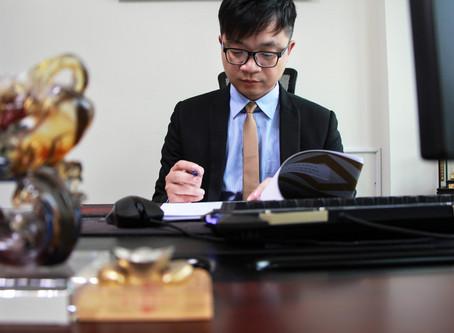 「精宸會計師事務所」林鴻儒──讓故鄉的土壤承載夢想 視夥伴如家人的會計師
