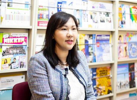 「勝治日本語留學機構」劉琬琳──以父之名 築一條邁向太陽國度的橋樑
