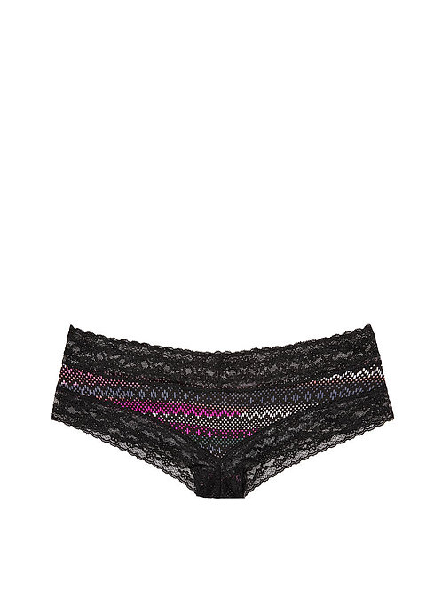 Lace-waist Cheeky Panty
