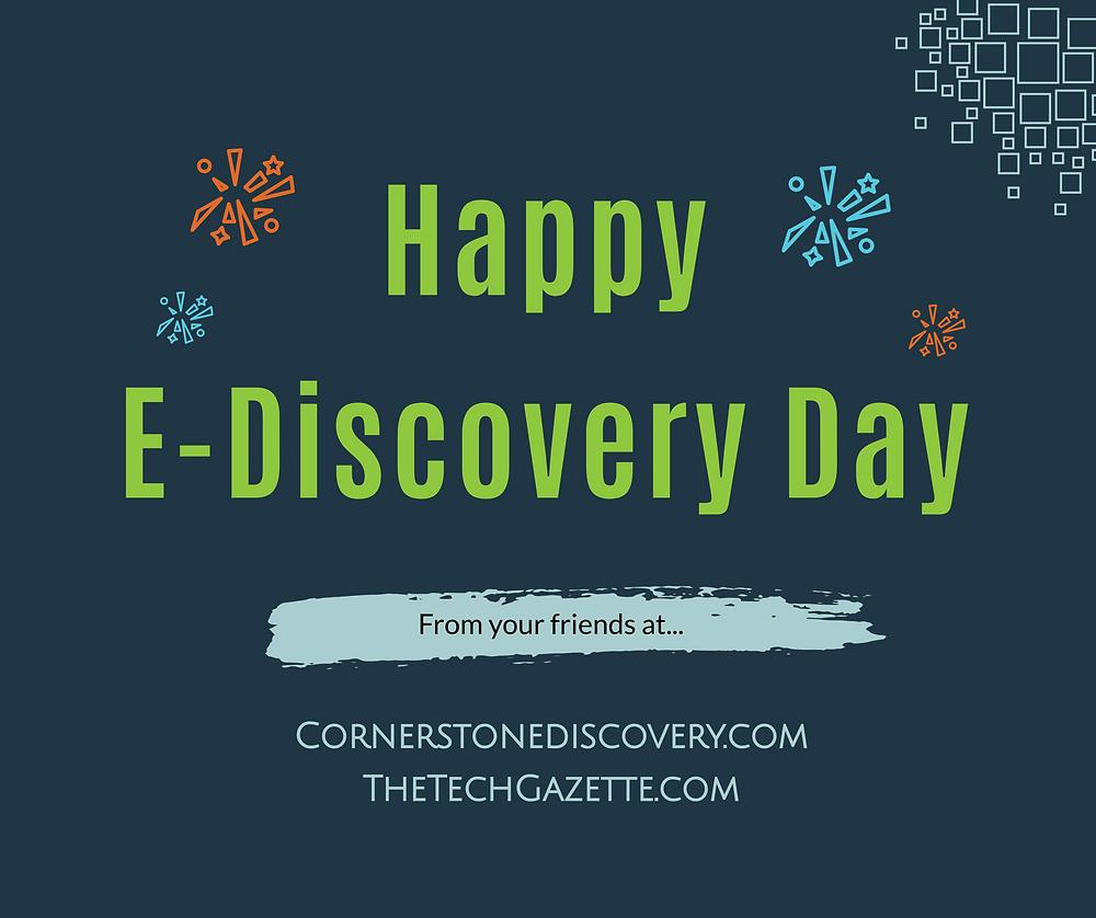 E-Discovery Day 2019