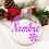 Thumbnail: Bola de Navidad con nieve