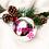 Thumbnail: Bola de Navidad Plata