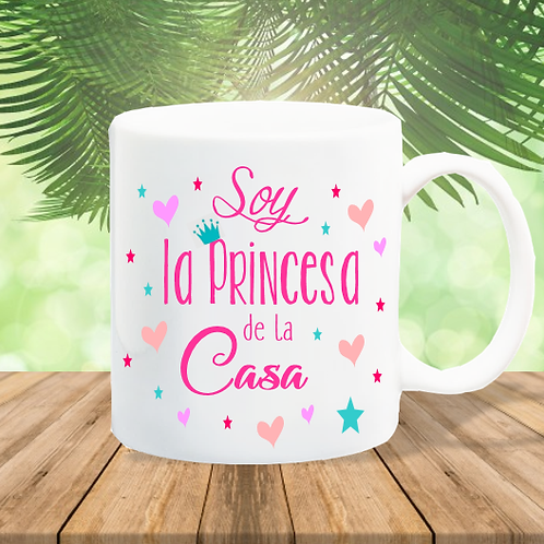 Soy la princesa de la Casa