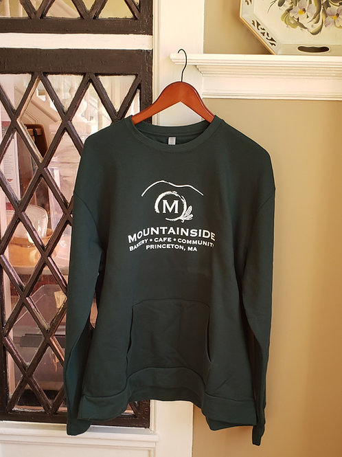Mountainside Logo Crewneck Sweatshirt