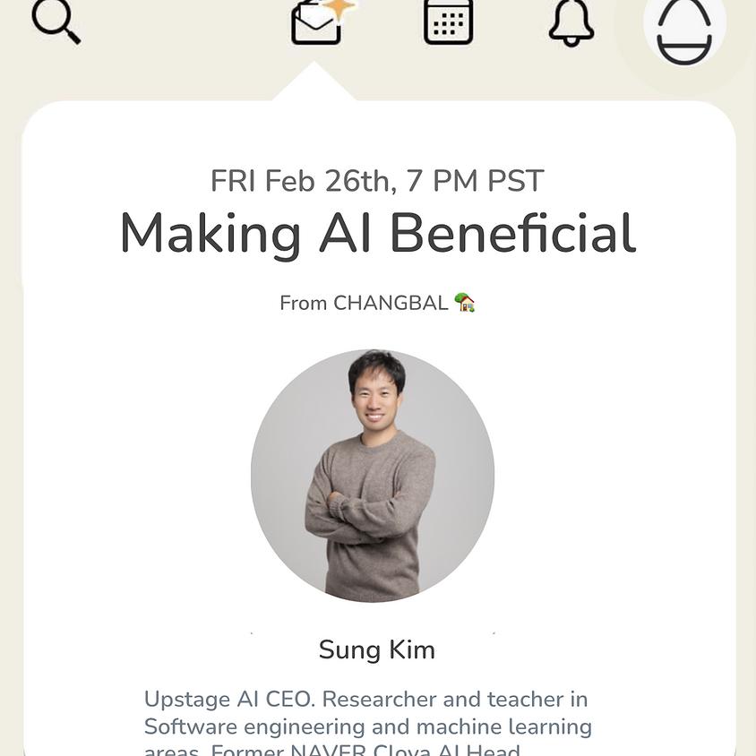 [개발자] Make AI Beneficial