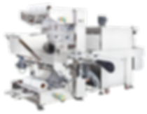 Automatic Multiple Shrink Packaging Machine