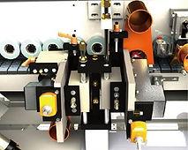 motor HF 12000 rpm / 0,3 kW / 200 Hz para arriba y el borde de corte unidad hacia abajo