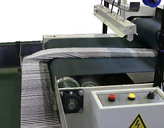 Pressing Conveyor Section