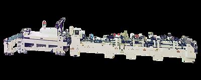GM-550.650 全自動糊盒機