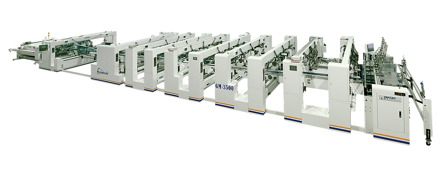 GM-3500 全自动糊盒机