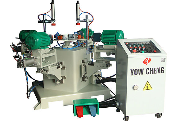 YC-S01 CHAIR FRAME BORING MACHINE