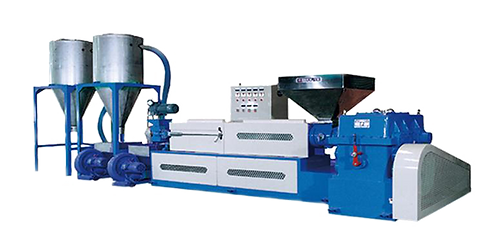 PVC Plastic Pellet Making Machine
