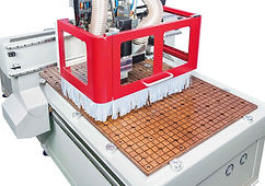 高强度的工作面板可稳固的定位工件,六个工作区的定位挡杆可快速定位工件。